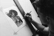 ANDREW PATEMAN ART / Specializing in photorealistic pencil (graphite) drawings, with great attention to detail