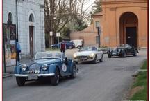 Valli e Nebbie 2012 (Copparo, FE) / Auto storiche a Copparo (Ferrara).
