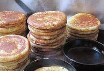 Cuisine - Blinis Crêpes pancakes sucrés