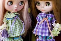 Blythe: Twins,Family & Friends