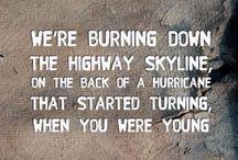 Lyrics That Inspire / by Christine Perron