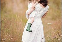 Family Shoot Inspiration / by Sofia Kehyaian