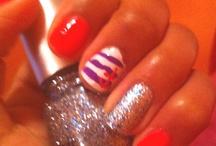Nails / by Sydney Cheek