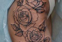roses tatoo