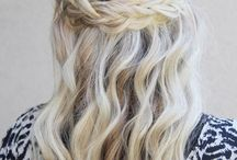 Kelles wedding hair ideas