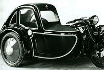 sidecar motorcycle