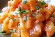 Porkkanasta makeaa ja suolaista