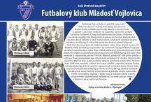 Naše športové kolektívy / Medailóniky športových klubov zo slovenských vojvodinských prostredí