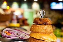 New York Burgers / Food Travel Burgers