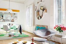 Post-Modern Interiors