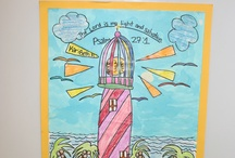 4th grade religion / by Seren Ity