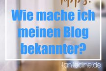 Bloggertipps & -tricks