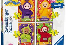 Teletubbies Toys and games