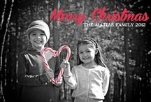 Fotoideer til julekort