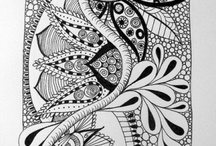 Doodling & Zentangle
