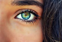 beauty eyes color