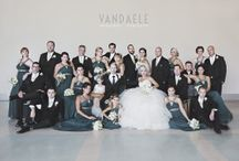 Wedding Party Photography / Just wedding party photography and photo ideas.