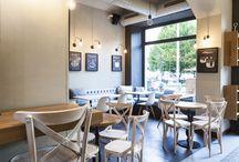 kavárny interier