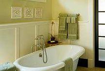 Bathroom! / by Donna