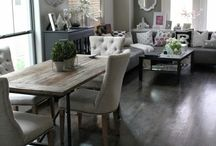 rustic glam decor