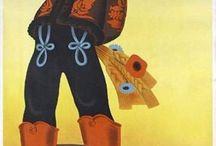 Magyar retro plakát