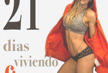 21 DÍAS VIVIENDO FITNESS