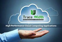 Cloud Application / Mobilize your enterprise with Trace Width's cloud application development platform.