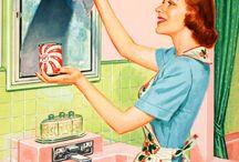 1950's adverts