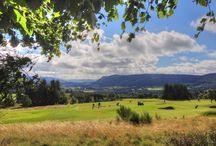 Golf in Pitlochry