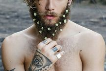Men and Beards / by Sophia Woodson