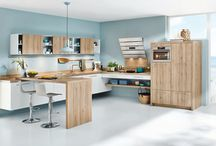 Comfort kitchen / Kitchens that are tailored precisely to the needs of older people – practical, convenient and comfortable. Many small yet well-thought-out details make your day-to-day tasks that little bit easier. Let yourself be surprised by the new options available for designing the kitchen you have always wanted!