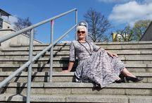 Kleider / Damenkleider aus dem Modeatelier klennes Chemnitz Handmade Deutschland,   Marken: Campur, Jour cameo, Cut Loose Berlin,