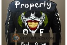 Custom Design Jackets