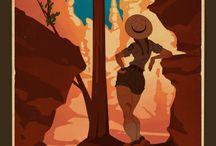 Hiking Around / by Eric Neitzel