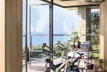 Home Gym Deco