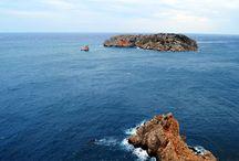 Spanje - Costa Brava / De Costa Brava aan de noordoost kust van Spanje biedt alles voor een ontspannen vakantie. Hier vindt u mooie stranden, rotsachtige baaien en traditionele vissersdorpjes.