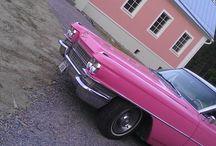 "Cadillac1963""ElvisRose"" / My Cadillac '63"