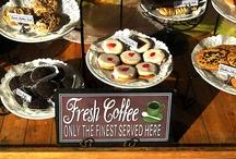 coffee shops/resto/bistro/bakery / by Christa Al Buainain