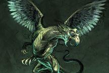 Créature mythologique