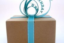 Packaging and Gift Wrapping / Gorgeously wrapped presents and creative gift wrapping ideas.  Great commercial packaging, too.