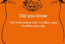 Did You Know Coffee Facts and Tips / Did you know coffee facts and coffee tips you will find of interest.