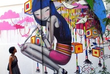 Streetart beauties / Beautiful streetart all over the world