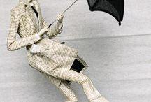 Paper Mache Sculpture Inspiration