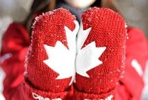 ~ O Canada ~ / by T.J. Plaxton
