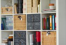 Workroom / studio / Decor Ideas / by Liz Taylor Norris