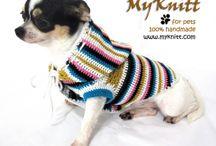puppy clothes crochet