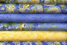 Beautiful Fabrics / by Valerie Gallaer