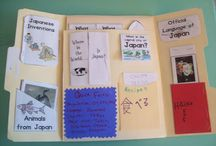japan lapbook