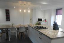 Vos plus belles réalisations cuisine IXINA / Partout à travers la France, Ixina conçoit et pose des cuisines sur mesure chez vous.
