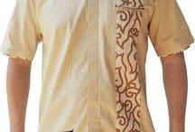 modifikasi batik tenun
